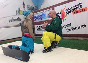 Skien & Snowboarden in Boskoop