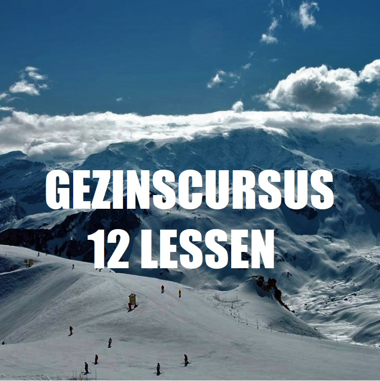 12 Lessen Gezinscursus