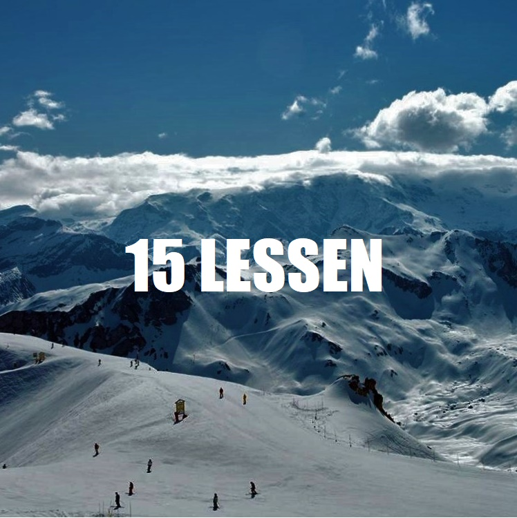 15 Lessen