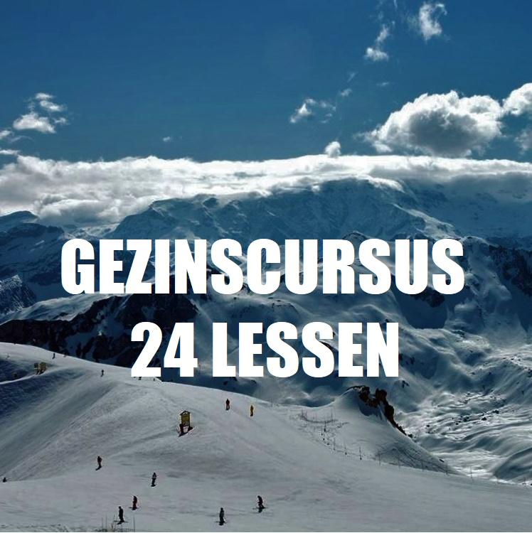 24 Lessen Gezinscursus
